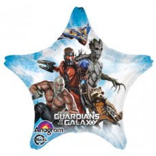 Guardians of the Galaxy Star Supershape Party Balloon