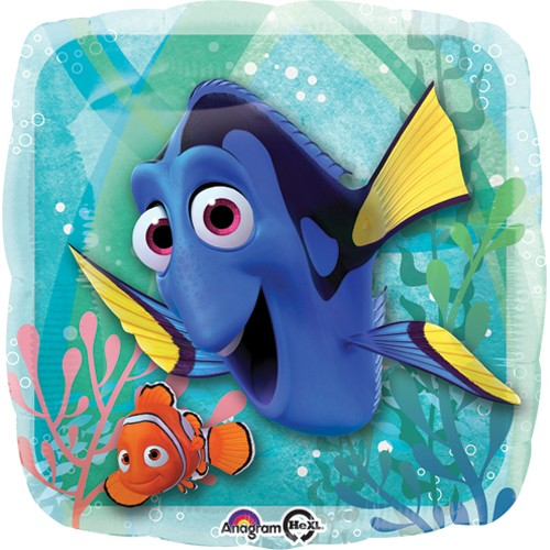 Finding Dory, Finding Nemo & friends