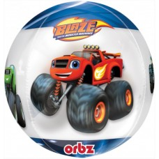 Blaze and the Monster Machines Orbz Balloon