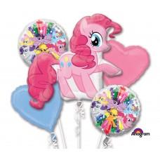 My Little Pony Pinkie Pie 5 Piece Balloon Bouquet