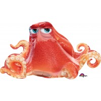 """Finding Dory Hank Octopus 37"""" Jumbo Foil Balloon"""
