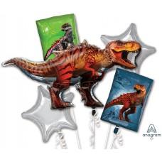 Jurassic World Dinosaur Bouquet of Balloons