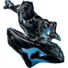 Black Panther Avengers Super Shape Party Foil Balloon