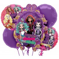 Ever After High Party Balloons Bouquet