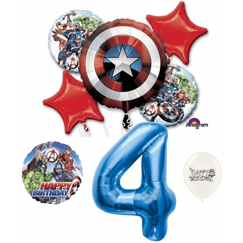 Mariah Marvel Balloon Bundle