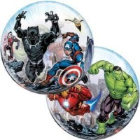 Avengers Black Panther Superhero 22 inch Marvel Bubble Balloon