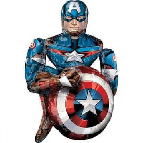 Captain America Air Walker