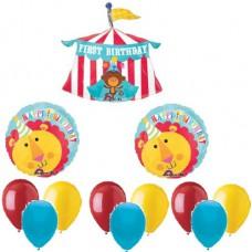 Fisher Price Lion Balloon Kit